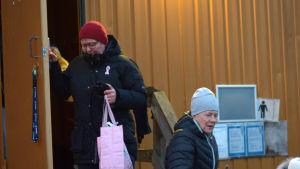 Vinterbadare i Ingå