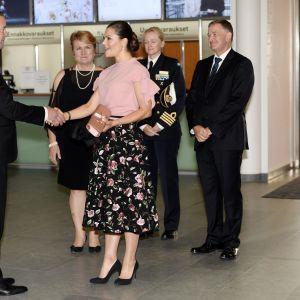 Stefan Wallin och kronprinsessan Victoria
