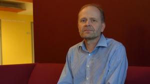 Heikki Frilander, överläkare, Arbetshälsoinstitutet