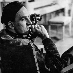 Elokuvaohjaaja Ingmar Bergman