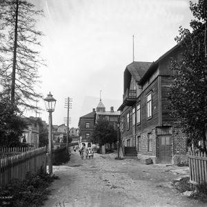 Böles villaområde, Signe Brander 1912