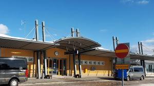 Karleby-Jakobstad flygplats.