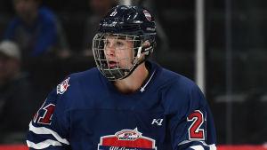 Om ett år lär Jack Hughes spela NHL-ishockey.