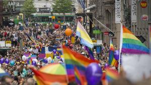 Pride Helsinki 2018