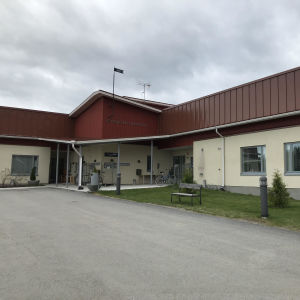 Kallionsydämen hoivakoti Kiuruvedellä Pohjois-Savossa.