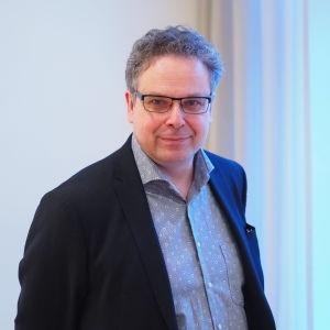 Historikern Mikko Majander