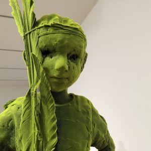 Kim Simonsson: Voodoo mossflicka (2016)