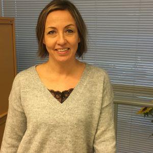 Teresa Vuorensola-Perkiö, lärare i Helsinge skola