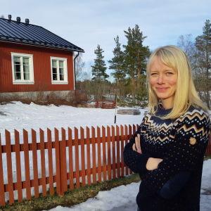 Gunilla Nordblad.