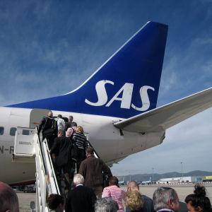 SAS-plan i Barcelona