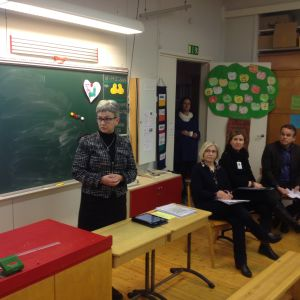 Möte i Rödskogs skola 25.2.2014.