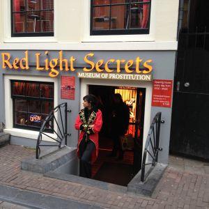 Prostitutionsmuséet Red light secrets