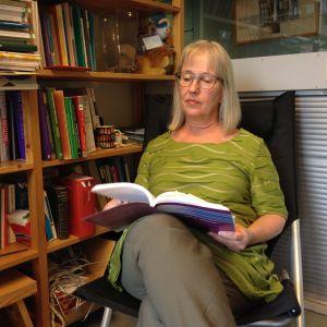 Forskningschef Minna Salmi på Institutet för hälsa och välfärd THL