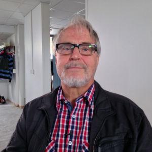 Putkiremontti-sarjan asiantuntija Heimo Levamo