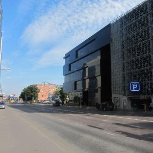 Katunäkymää Tallinnasta