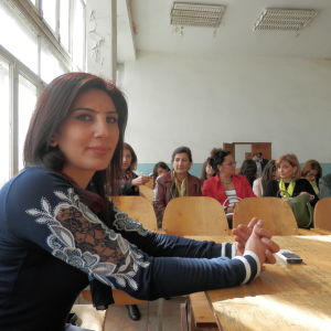 Hasmik Chatjaturjan i rätten