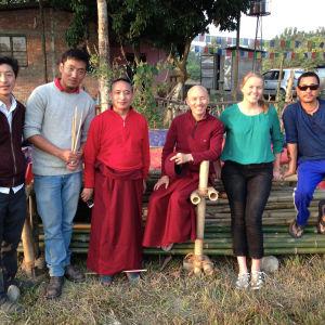 Tiibetilaistaustainen tyoporukka