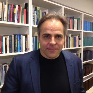 Mika Maliranta, forskare på Etla