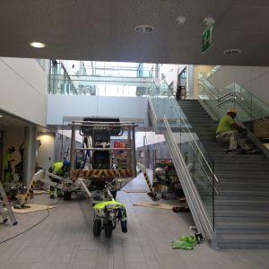 #arkkitehtuurimatka Kuopioon, Partanen & Lamusuo