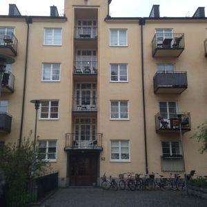 Hus i Sverige.