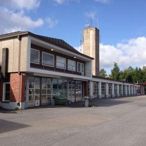 Österbottens räddningsverk på Smedsbyvägen i Vasa.