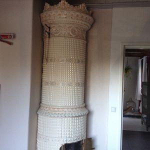 timo nylanders 100-åriga arabiakakelugn,
