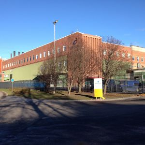 Wärtsilä i Vöråstan i Vasa.