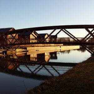 Parkbron i Pargas