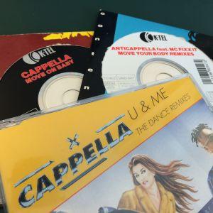 Cappellas singlar sålde bra också i Finland.