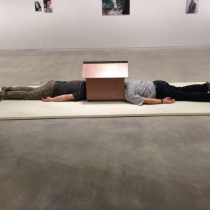 Erwin Wurm: One Minute Sculptures