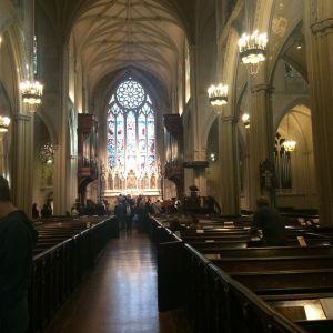 Grace Church på Manhattan i New York