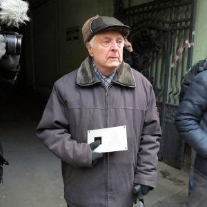 Sergej Bogdanov hedrar minnet av sin oskyldigt spiondömde far.