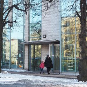 Sandels-huset i Tölö.