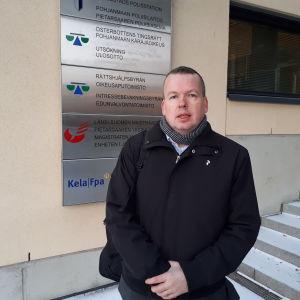 Överkommissarie Thomas Skur