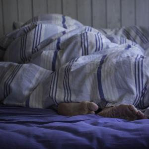 uni terveys nukkua nukkuminen