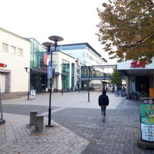Chydenia i centrum av Karleby.