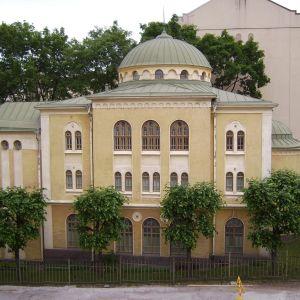 Judiska synagogan i Åbo.