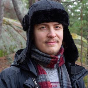 Vuoden nuori lintuharrastaja Eetu Paljakka