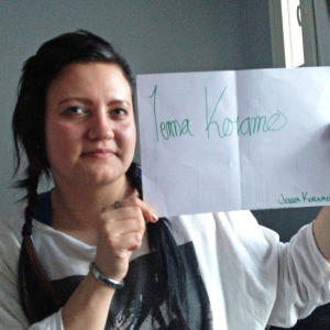 Jenna Koramo osallistuu Seinäjoen Tangomarkkinoiden laulukilpailuun.