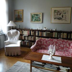 Astrid Lindgrens vardagsrum