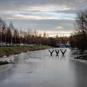Oulun Hiirosenoja eli Plaanaoja