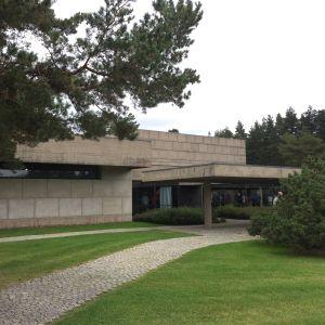 Helga Korsets kapell i Åbo.