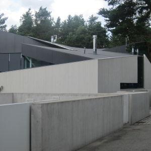 Rakennus Tallinnassa.