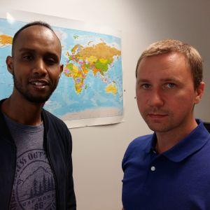 Oskar Berndtsson köpte upp Ahmed Hassans rekryteringsfirma.