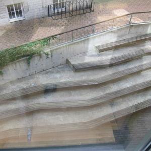 Englantilaisen koulun portaat, Tallinna