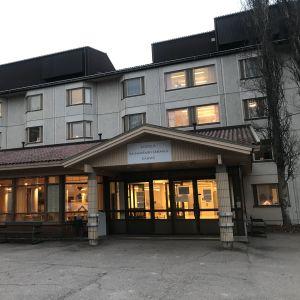 Rauhaniemen sairaala