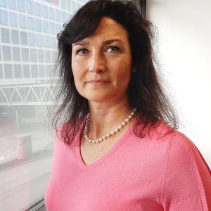 Tirsa Forssell är direktör för juridisk service oich landinformation vid Migrationsverket
