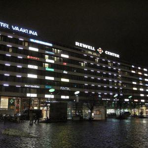 Övre torget i Vasa.
