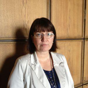 Riksdagsledamot Mikaela Nylander