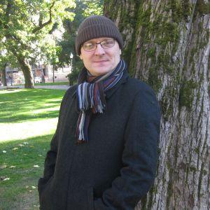 Bernt Nordman är verksamhetsledare för Natur och miljö.